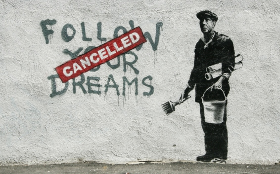 banksy-dreams-cancelled